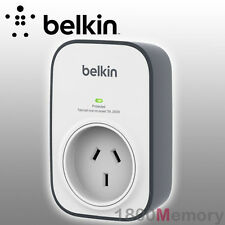 Belkin 1 Way Outlet Surge Power Protector Board Wall Mount 240V AC