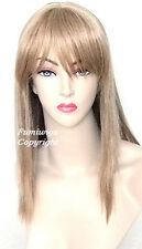 Long Layered Straight Wig In Multi-Blonde /100% Japanese Fibre Brilliant Quality