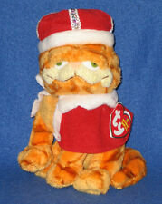 TY HIS MAJESTY GARFIELD the CAT BEANIE BABY - CATS RULE
