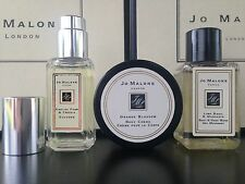 JO MALONE ENGLISH PEAR & FREESIA Cologne + Orange blossom Cream +