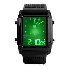 Unisex Womens Mens Digital Watch Led Chronograph Quartz Sport Watch Wrist Watch