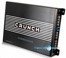 Crunch PZA1200.4 1200 Watts 4 Channel Amplifier Car Audio Class A/B Power Amp