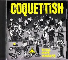 Coquettish-Total Pop Madness CD 2001 (Punk Rock)