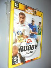 GIOCO PC CD-ROM RUGBY 2005 SERIE MAXIMA II N° 16 EA SPORTS
