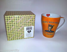 I Love Lucy 12oz Coffee Mug w/ Gift Box  Lucille Ball Red Heads