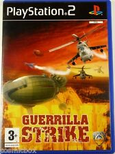 GUERRILLA STRIKE - jeu video pour console PlayStation 2 Sony PS2 complet & testé