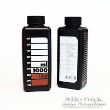 Jobo Wide Neck 1 Litre Bottle ~ Black for CPE2, CPA and Autolabs etc ~ Brand New