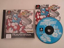MEGAMAN BATTLE & CHASE - SONY PLAYSTATION - JEU PS1 PSX PAL COMPLET