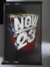 Now That's What I Call Music 23 - Various Artists  1992 Double Cassette
