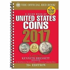 Red Book Coins Values Price Guide Book Collecting Numismatics Reference Official