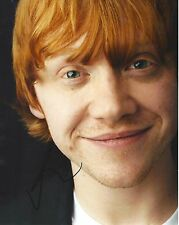 Rupert Grint signed Ron Weasley' Harry Potter 8x10 photo - Proof - Radcliffe