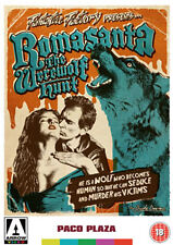 ROMASANTA - THE WEREWOLF HUNT - DVD - REGION 2 UK