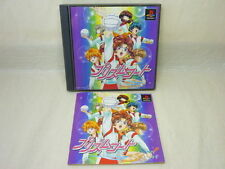 PRISM COURT Playstation PS Play Station Import JAPAN Video Game cbc p1