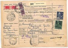 SS275 1954 *SERRAVALLE* Helvitia Switzerland Cover {samwells-covers}PTS