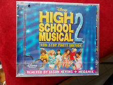 HIGH SCHOOL MUSICAL 2 NON STOP PARTY EDITION CD  SEALED