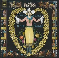 *NEW* CD Album The Byrds - Sweetheart of the rodeo (Mini LP Style Card Case)