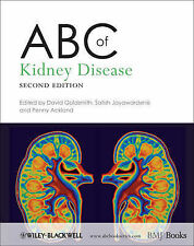 ABC of Kidney Disease (ABC Series) Very Good Book