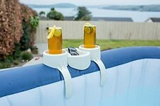 BESTWAY LAY Z SPA DRINK CUP SNACK TRAY HOLDER INFLATABLE