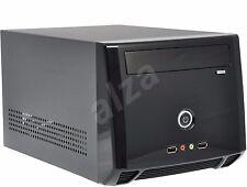 I3 3.3ghz 4GB, 1TB, windows 10 compact cube mini-itx pc. USB3. media