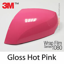 10x20cm FILM Gloss Hot Pink 3M 1080 G103 Vinyle COVERING New Series Car Wrapping