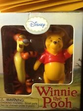 Disney Winnie The Pooh Tigger Figurines  Mega Mini Kits 2013 NEW