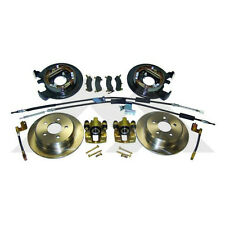 Performance Drum to Disc Conversion Kit Jeep Wrangler Grand Cherokee ZJ RT31006
