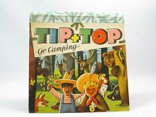 TIP + TOP GO CAMPING. Illus. by Kubasta, Vojtech