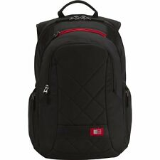 "Case Logic - DLBP114K - 13""-14.1"" Laptop Backpack - Black BRAND NEW"