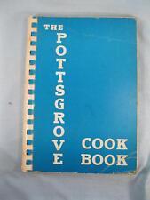 The Pottsgrove Cook Book Vintage Cookbook Book 1960 PA Pennsylvania Retro (O2)