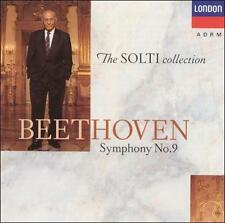 Beethoven: Symphony No. 9 [1972 Recording] (CD, Feb-1991, London) BRAND NEW