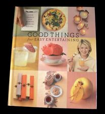 Book Good Things for Easy Entertaining The Best of Martha Stewart Living Home