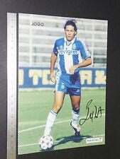 CARTE OS CRAQUES D'O JOGO PORTUGAL 1996-1997 FOOTBALL FUTEBOL LULA FC PORTO