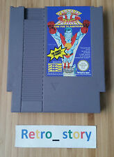 Nintendo NES Captain Planet And The Planeteers PAL