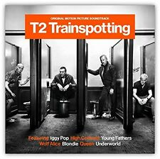 TRAINSPOTTING 2 - NEW CD SOUNDTRACK