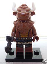 Lego Minifigure - Minotaur (Minifig Series 6  2012)