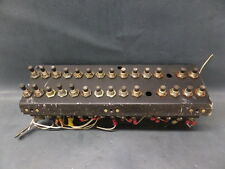 PIPER PA-23-250 AZTEC PULL TRPE CIRCUIT BREAKER PANEL ASSY WITH MOUNT