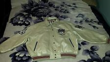 "AVIREX "" UNIVERSITY CLUB "" NEW YORK LEATHER 6XL"