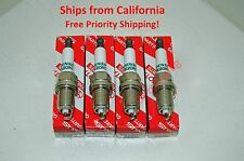 New Genuine Toyota / Lexus Spark Plugs 4-Pcs 90919-01210 Denso SK20R11 3297