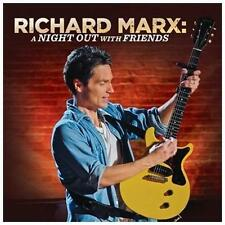 A Night Out with Friends [Digipak] by Richard Marx (CD, 2012, 2 Discs,...