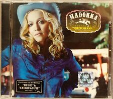 "Madonna - Music (CD 2000) Features ""American Pie"""