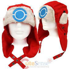 Pokemon Ash's Best Wishes Aviator Hat Laplander Beanie Cap
