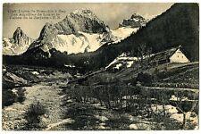 CPA 05 Hautes-Alpes Ligne Grenoble à Gap Aiguilles de Lua