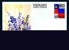 LIECHTENSTEIN - Intero post. - 1987 - Cartoline postali