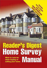 Reader's Digest Home Survey Manual - What to Look for When Buying or Selling You