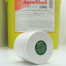 4 oz. AEROSHELL 33MS Lithium Moly Synthetic Grease Mil-Spec Gunsmith Armorer AR