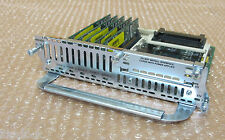 Cisco NM-HDV - High Density Voice Fax 800-03567 With 4 x Packet Voice Modules