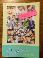 Seventeen 1st Full Album Letter Version Signed By Seungkwan Authentic Mwave KPOP