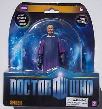DOCTOR WHO. SMILER ACTION FIGURE. NEW ON CARD. 5 INCHES. CHARACTER OPTIONS LTD.
