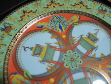 VERSACE MARCO POLO CHARGER PLATE CAMEL ROSENTHAL LIMITED 20 YEARS WALL
