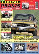 OP1001 + SUZUKI GT 750 + SCHÜTTORFF RS 200  + Oldtimer Praxis 1/2010